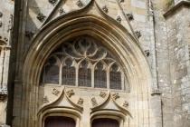 Porte latérale Notre-Dame du Paradis