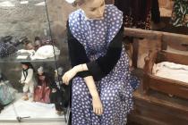 Musée d'Hennebont- Costume Paysane début XXéme