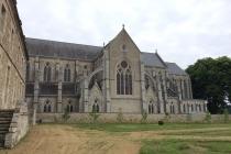 L'église du château de Quintin