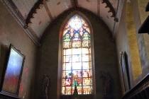 La chapelle du château de Vitré