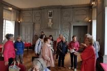Visite du palais épiscopal de Tréguier